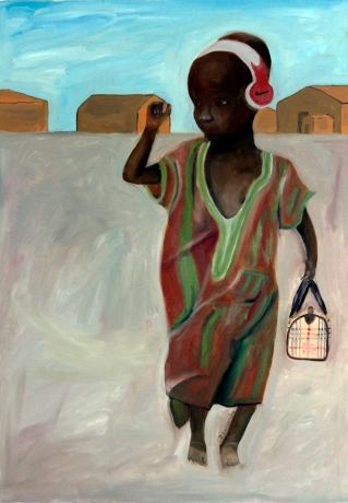 Medium: oil on canvas Dimensions: 45 x 65 cm Year: 2013