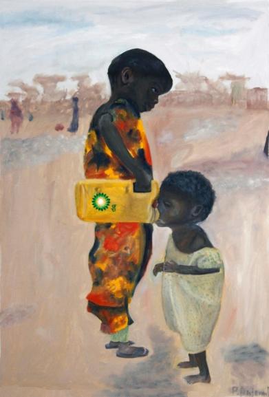 Medium: oil on canvas Dimensions: 45 x 60 cm Year: 2013