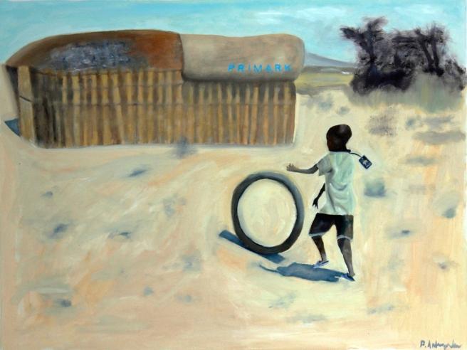 Medium: oil on canvas Dimensions: 60 x 45 cm Year: 2013