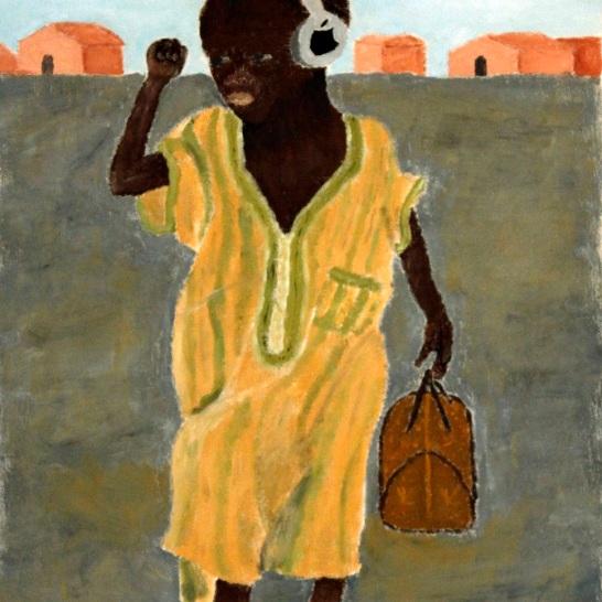 Title: Philanthropy IMedium: oil on canvasDimensions: 45 x 60 cmYear: 2012