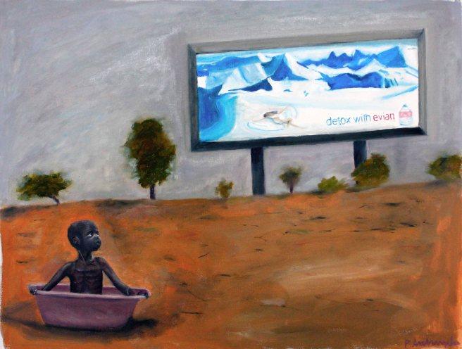 Medium: oil on canvas  Dimensions:60 x 45 cm  Year: 2014